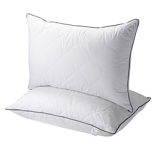 Songmics Luxury Hotel Collection Bed Pillows 100 Cotton